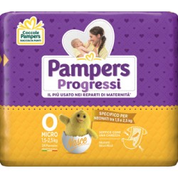 Fater Pampers Micro...
