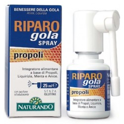 Naturando Riparo Gola Spray...