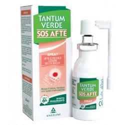 Tantum Verde Sos Afte Spray...