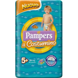 Fater Pampers Costumino Cp...