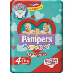 Fater Pampers Baby Dry...