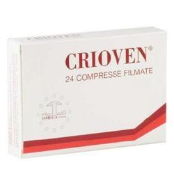 Omega Pharma Crioven 24...