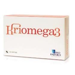 Biofarmex Kriomega 3 30...
