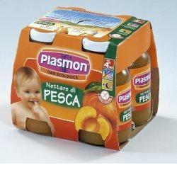 Plasmon Nettare Di Pesca 4...