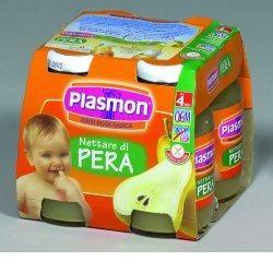 Plasmon Nettare Di Pera 4 X...