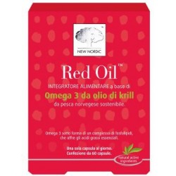 New Nordic Red Oil 60 Capsule