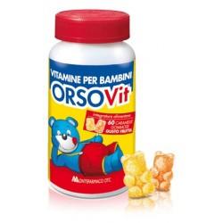 Orsovit 60 Caramelle...