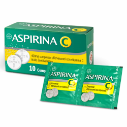 Aspirina C 10 Compresse