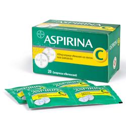 Aspirina C 20 Compresse