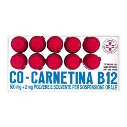 Alfasigma Co–carnetina B12...
