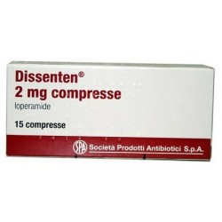 Dissenten 2 Mg Compresse