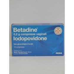 Meda Pharma Betadine Vaginale