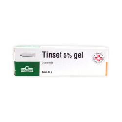 Grunenthal Italia Tinset 5%...
