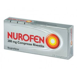 Nurofen 12 Compresse 200mg