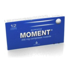Moment 200 Mg 12 Compresse...