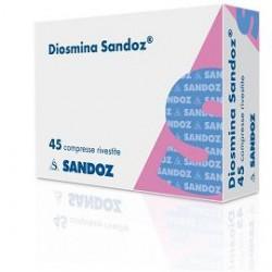 Diosmina Sandoz 45...