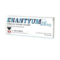 Enantyum 20 Compresse 25mg