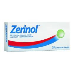 Zerinol 20 Compresse Rivestite