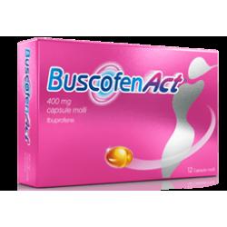 Buscofenact 12 Capsule 400mg