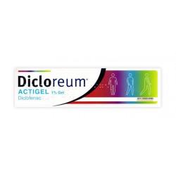 Dicloreum Actigel 1% Gel 100g