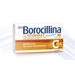 NeoBorocillina 16 Pastiglie...