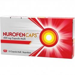 Nurofencaps 400 Mg 10...
