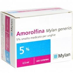 Amorolfina Mylan 5% Smalto...