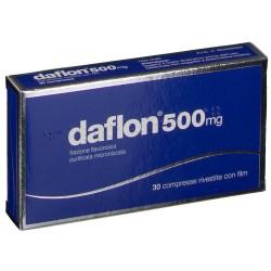Daflon 30 Compresse 500mg