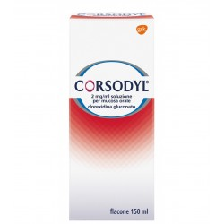 Corsodyl 200mg Collutorio...