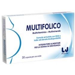 Lj Pharma Multifolico 30...