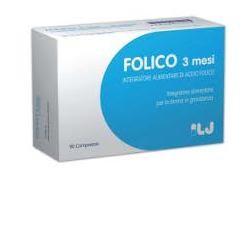 Lj Pharma Folico 3 Mesi 90...