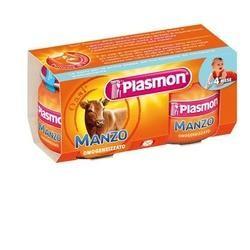 Plasmon Omogeneizzato Manzo...