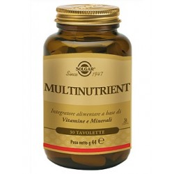 Solgar It. Multinutrient...