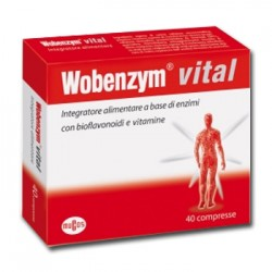 Nestle' It. Wobenzym Vital...