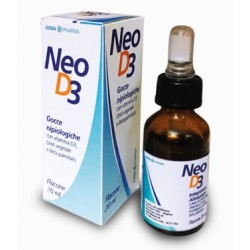 Junia Pharma Neod3 Gocce 20 Ml