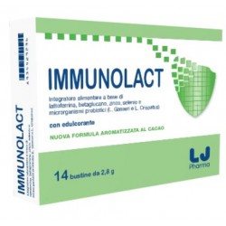 Lj Pharma Immunolact 14...