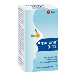 Argotone 0-12 Spray Nasale...