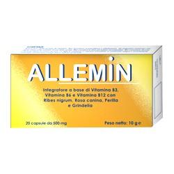 Infrabios Allemin 20 Capsule