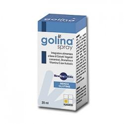 Named Golina Spray Orale 20 Ml
