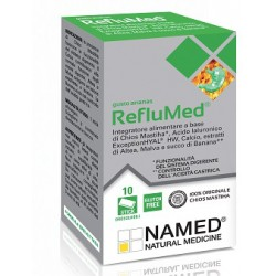 Named Reflumed Ananas 10 Stick